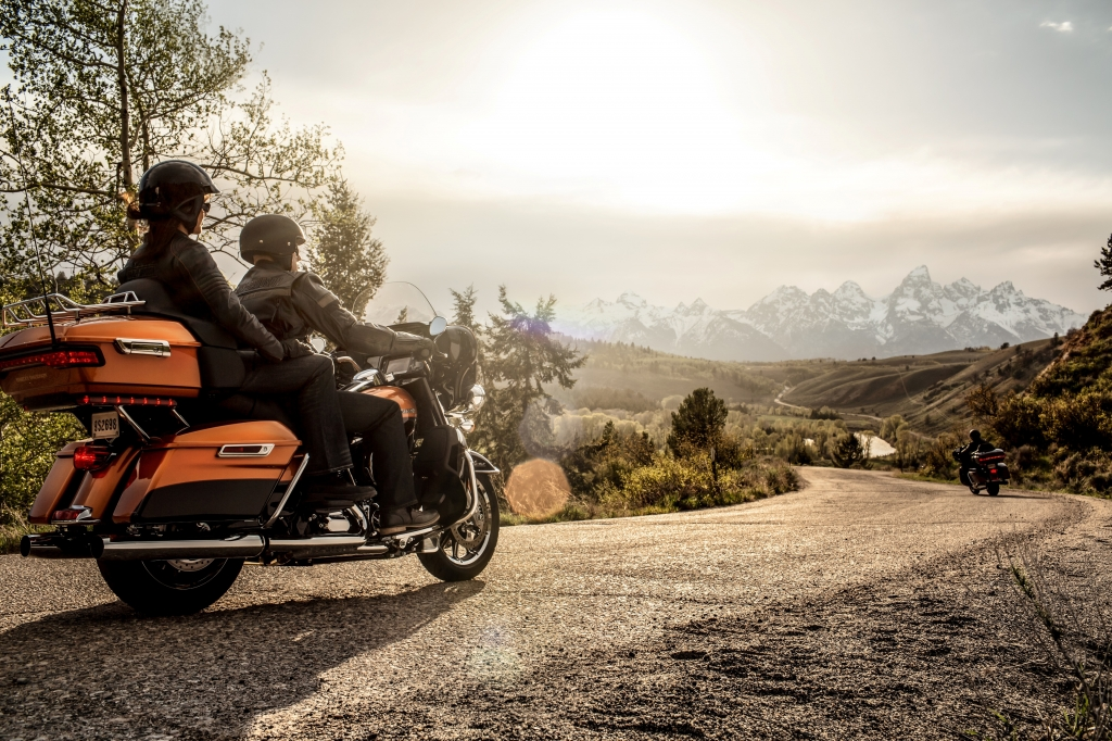 Touring – Electra Glide® Ultra Limited