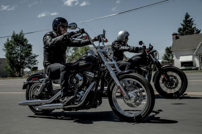 Motos neuves Harley Davidson